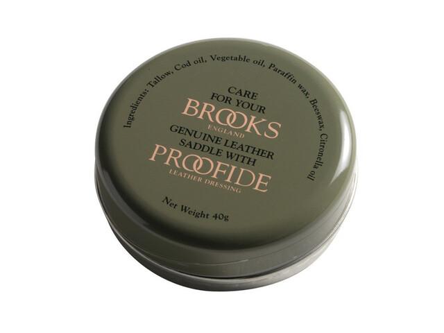 Brooks Proofride Spezialfett für Ledersattel 40 g
